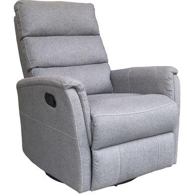 Charenton reclinerfåtölj - Grå