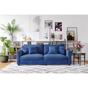Avenue 4-sits soffa - Valfri färg!