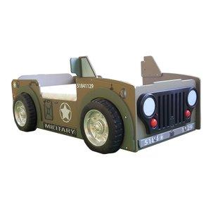 Jeep Allan barnsäng - 90x190 cm