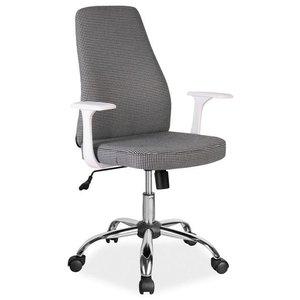Destinee skrivbordsstol - Grå