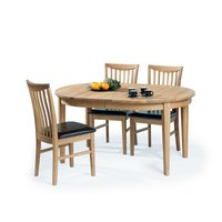 Utah matgrupp - Bord inklusive 4 st stolar