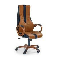 Madisyn stol - svart/brun