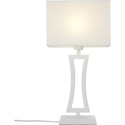Belgravia bordslampa - Vit