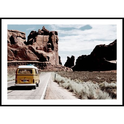 IN THE MIDDLE OF NOWHERE - Poster 50x70 cm