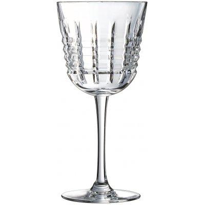 Christal d\\\'arques Rendez vitvinsglas i kristall - 6 st