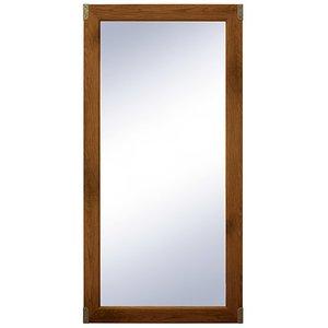 Crosby spegel - Antik ek