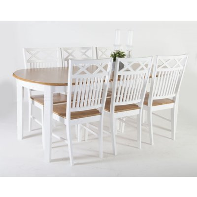 Västerås matgrupp - Bord inklusive 6 st stolar