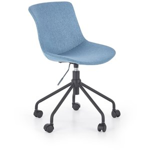 Janel kontorsstol - Blå/svart