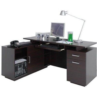 Olle skrivbord - Brun