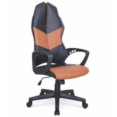 Dana 3 kontorsstol - Svart/brun