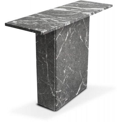 Kindbro konsolbord - Grå marmor