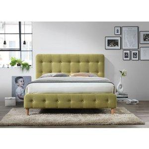 Sängram Addyson 160x200 cm - Grön