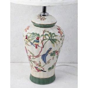 Bird Bordslampa 32cm - Fåglar