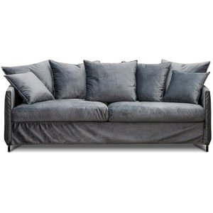 Floss lounge 3-sits soffa med loose cover - Valfri färg