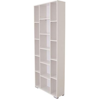 Torne bokhylla - Vit