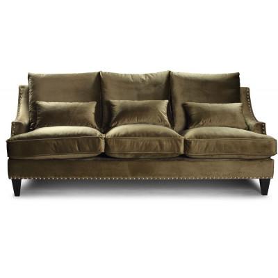 Nogesund 3-sits soffa - Valfri färg!