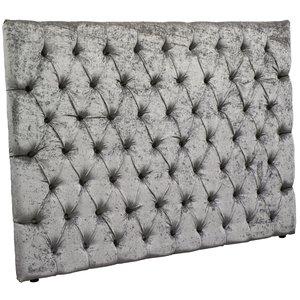 Silver Queen deluxe sänggavel - 180x125 cm