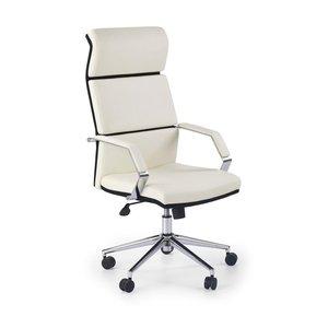 Ellie kontorsstol - vit/svart