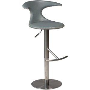 Flair barstol - Grå