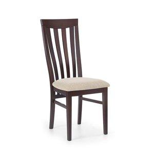 Harlow stol - mörk valnöt