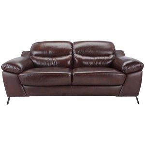 Bjärby soffa - Brun