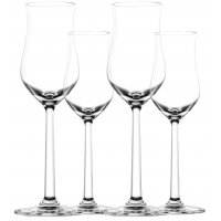 Soul cognacglas i kristall - 4 st