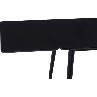 Notus klaff 45x80 cm - Svart