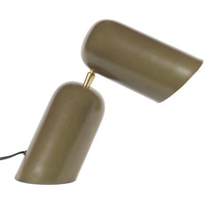 Como bordslampa CO010319 - Olivgrön / Mässing