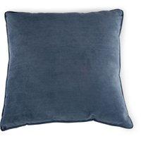 Kuddfodral sammet - Ljusblå