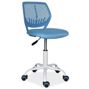 Sidney skrivbordsstol - Blå