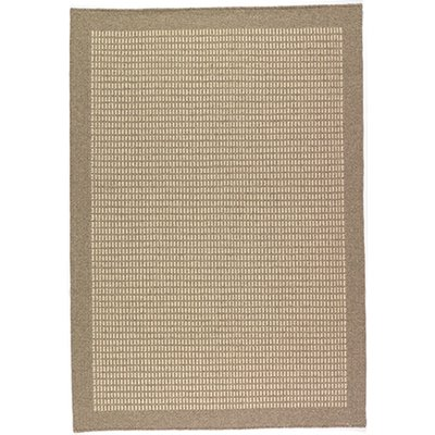 Handvävd matta - Luxor - Natur-vit - Ull