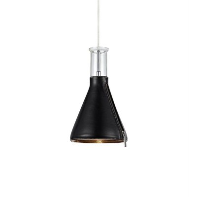 Zip Fönsterlampa - Klarglas/Krom/Svart