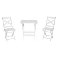 Bistroset Visö - Bord & stolar