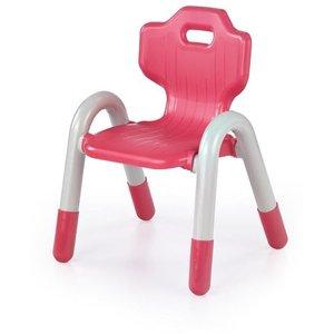 Tiffany stol - Röd/vit