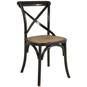 Holmen stol - Svart