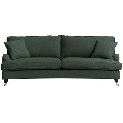 Howard grizzly svängd 3-sits soffa - Valfri färg!