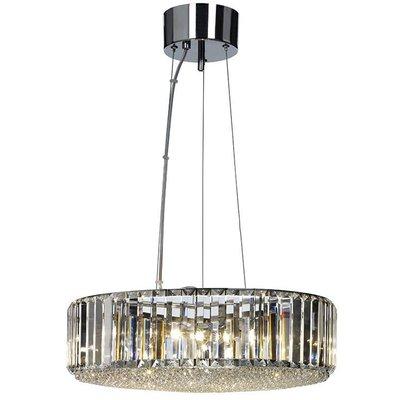 Esplanad taklampa - Krom/kristall