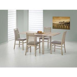 Yaritza utdragbart matbord 80-160 cm - Sonoma ek