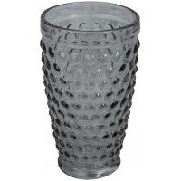 Bubbel drinkglas (rökfärgat glas) 400ml - 6-pack