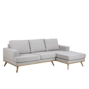 Ventura soffa - Ljusgrå - Höger