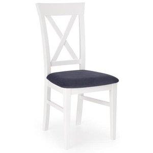 Stol Annie - Vit/blå
