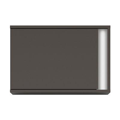 Link väggskåp - Grafitgrå