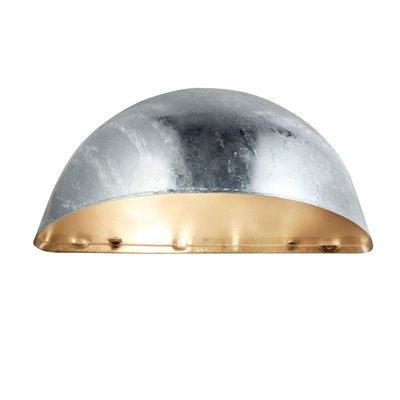 Stan Vägglampa - Galvaniserad metall