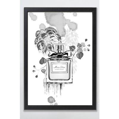 Tavla Miss Dior - 70x50 cm
