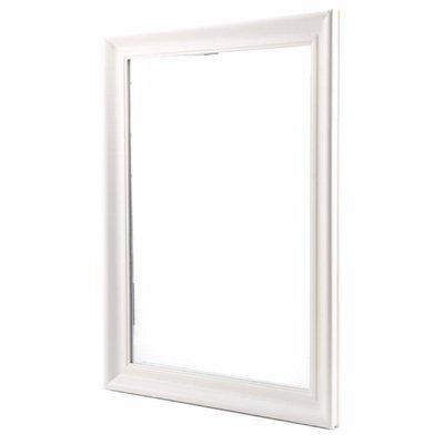 Spegel Stilren mellan - Vit