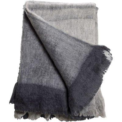 Spectra pläd 170x130 cm - Grey