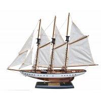 Old Sailor Modellbåt Atlantic segelbåt - Fullriggare