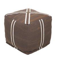 Julie pall - brun kanvas