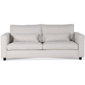 Adore Loungesoffa 3-sits soffa - Natur (Linne)