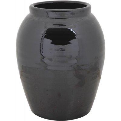 Delora keramikkruka 39 cm - Svart